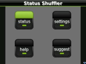 Status Shufler for BBM-1